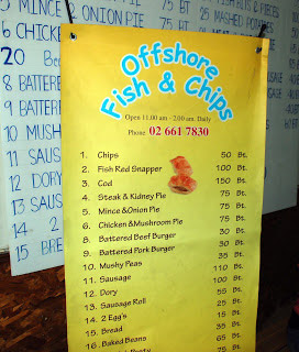 Offshore Fish and Chips