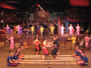 Rose Garden and Thai Village Show