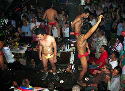 Telephone is Bangkok's Most Famous Gay Bar